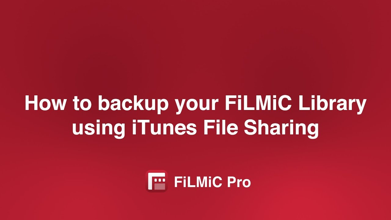 How to Import Your FiLMiC Pro Video on Mac and Windows