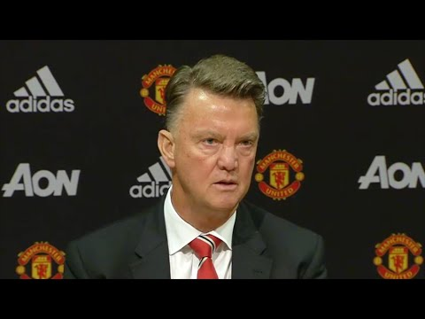 Manchester United 3-1 Liverpool - Louis Van Gaal Post Match Press Conference