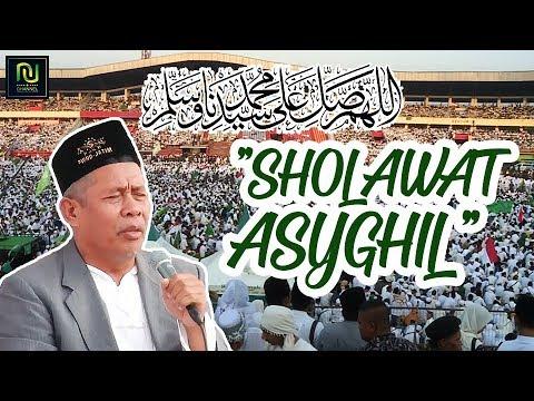 Sholawat Asyghil Nu Musnahkan Radikalisme Dan Terorisme Dari Indonesia
