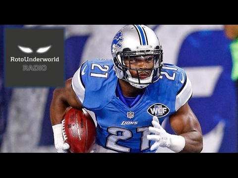 Could Detroit Lions RB Ameer Abdullah be usurped by the NFL Draft?