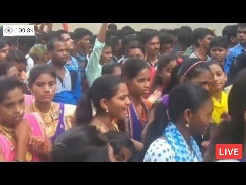 विश्व आदिवासी  दिन जव्हार जागतिक आदिवासी दिन जव्हार 2K17 Jagatik Adivasi Din jawhar 2k17