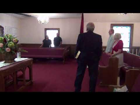 Roanoke Baptist Church July 4,  2021