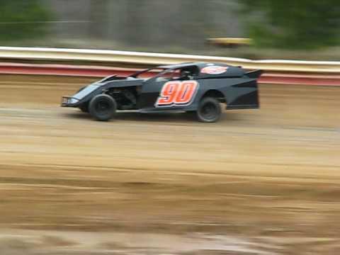 Jody Davidson Fast Trax Speedway 02-28-09