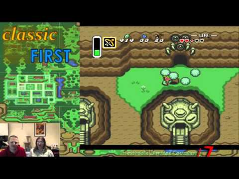 Classic First! Link to the Past Ep. 7 - Sandcastles!
