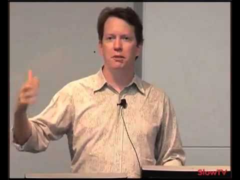 The Origin of the Universe and the Arrow of Time: Sean Carroll (p1)