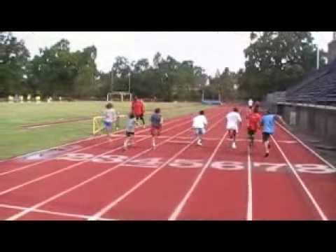 Speed training youth with Corey Nelson pt. 6