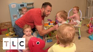 Video Meet The Quints | Outdaughtered download MP3, 3GP, MP4, WEBM, AVI, FLV November 2018
