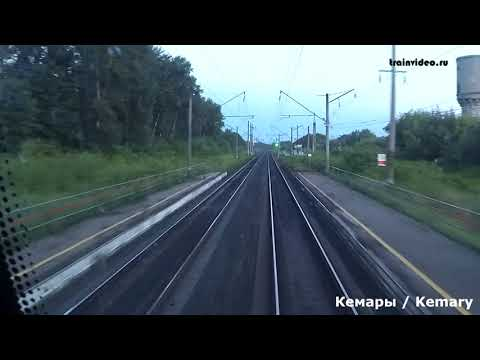 Cab Ride. Russia. Smagino - Arzamas-2 - Nizhiy Novgorod 1/2