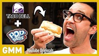 Taco Bell Pop-Tart Taste Test thumbnail