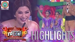 PGT Highlights 2018: PGT Judges, bumilib sa final performance ng DWC Aeon Flex