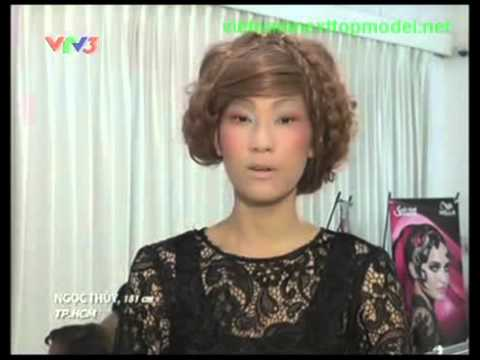 Viet nam next top model 2012 tập 6 Full (23/9/2012)