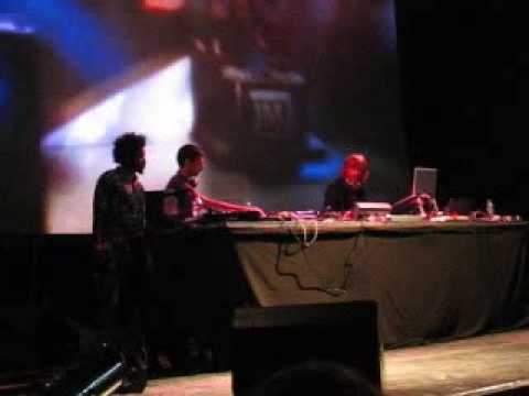 Coldcut live @ Coke club (Siofok, Hungary) part1