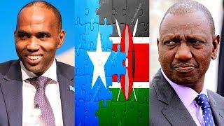 Kenya oo Warkeedii Hore Badashay Kadib Jawaabtii Somalia ee Cajiibka ahayd.