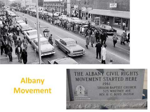 #6 JFK, Freedom Riders, the Albany Movement, and the Battle of Oxford, 1961 1963   Narrated PPoint S