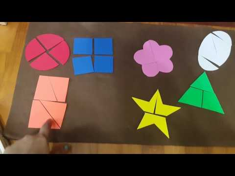 Montessori inspired shelf activities for preschoolers