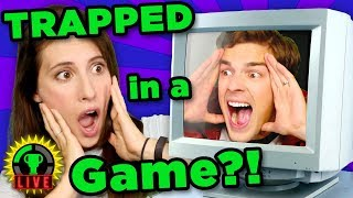 We Celebrate YOU! | MATPAT Plays Fan Games! (GTLive Tea Club)