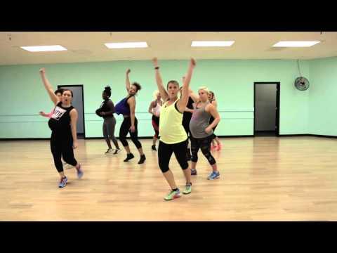 Swerk -- The Baby Momma song (Dance Fitness) Starrkeisha