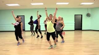 Swerk -- The Baby Mama song (dance fitness) Starrkeisha