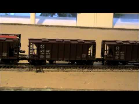 N-scale chassis by L G Thek Brasswork