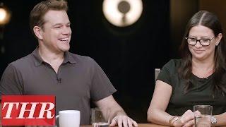 Matt Damon's