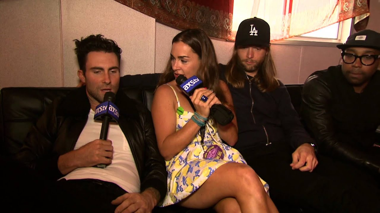 Download AXS TV Jazz Fest EXCLUSIVE: Maroon 5 Interview