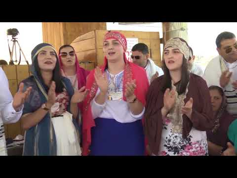 Rugul Aprins - Cum Tu iubesti nu iubeste nimeni - Turneu Israel - Marea Galileei - Mai 2016