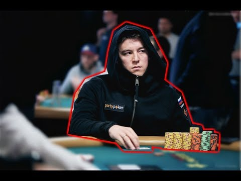 Anatoly Filatov Discusses Two Hands at 2018 WSOP Main Event