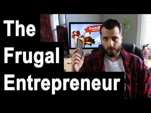 Online Startup Entrepreneurs: The Frugal Minimalist