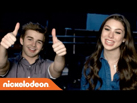 Kids' Choice Awards | Kira Kosarin & Jack Griffo Announce Favorite Kids TV Show | Nick
