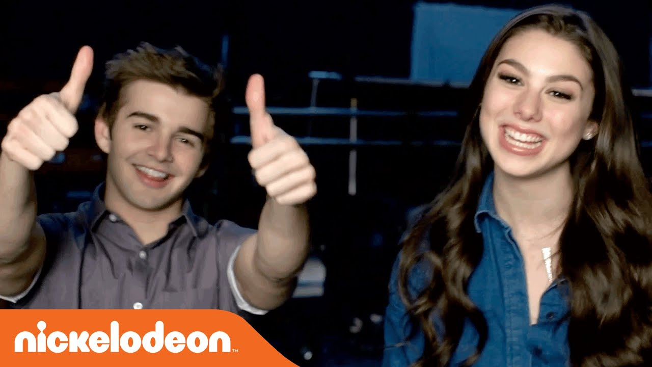 Kids choice awards kira kosarin jack griffo announce favorite kids tv show nick youtube