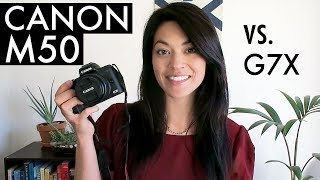 CANON M50 REVIEW FOR VLOGGING