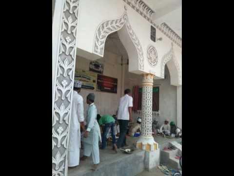 Naat paak in the vice of Shaheed Hafiz Sayyed Zafar Aqeel Hamili.