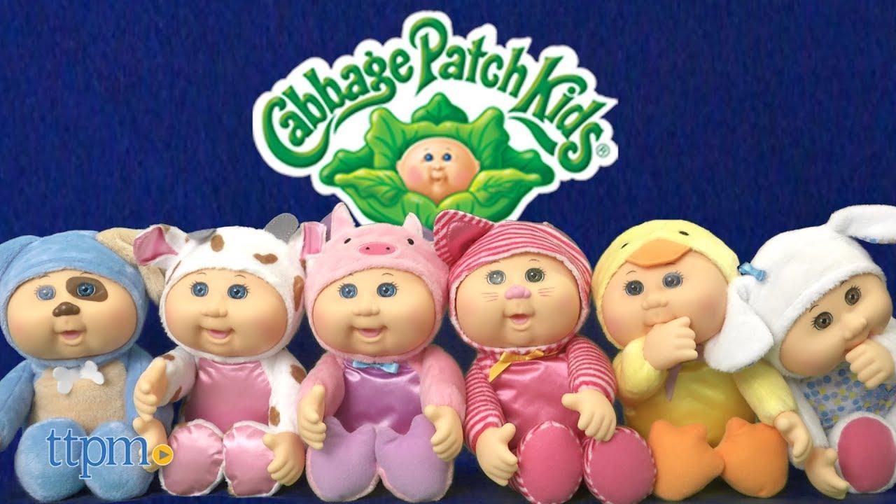 Cabbage Patch Cuties Barnyard Friends Kiki Pig