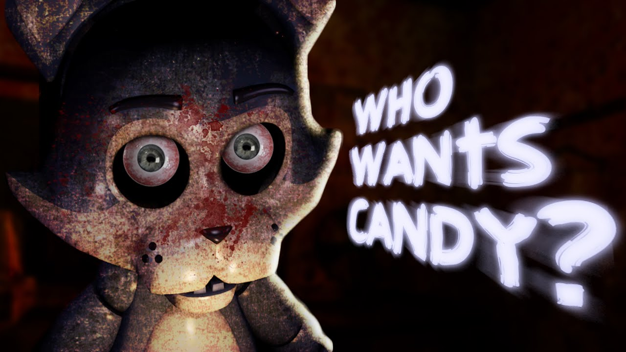 Welcome To Candy S Five Nights At Candy S Night 1