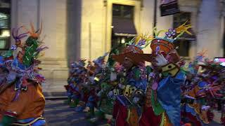 1-1-18 The Mummer's Parade Clip 3