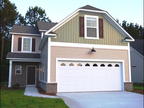 New Beaufort Model Home at Midpoint Bluffton SC
