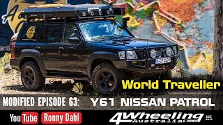 Nissan Patrol World Expedition Overland, modified episode 63