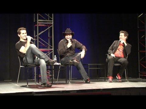 Star Wars Celebration Clone Wars Season Five Premiere w/ Dave Filoni, Sam Witwer & Voice Actor Cast