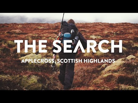'THE SEARCH' - Wild Camping, Hiking, Creel Fishing In The The Scottish Highlands EP1