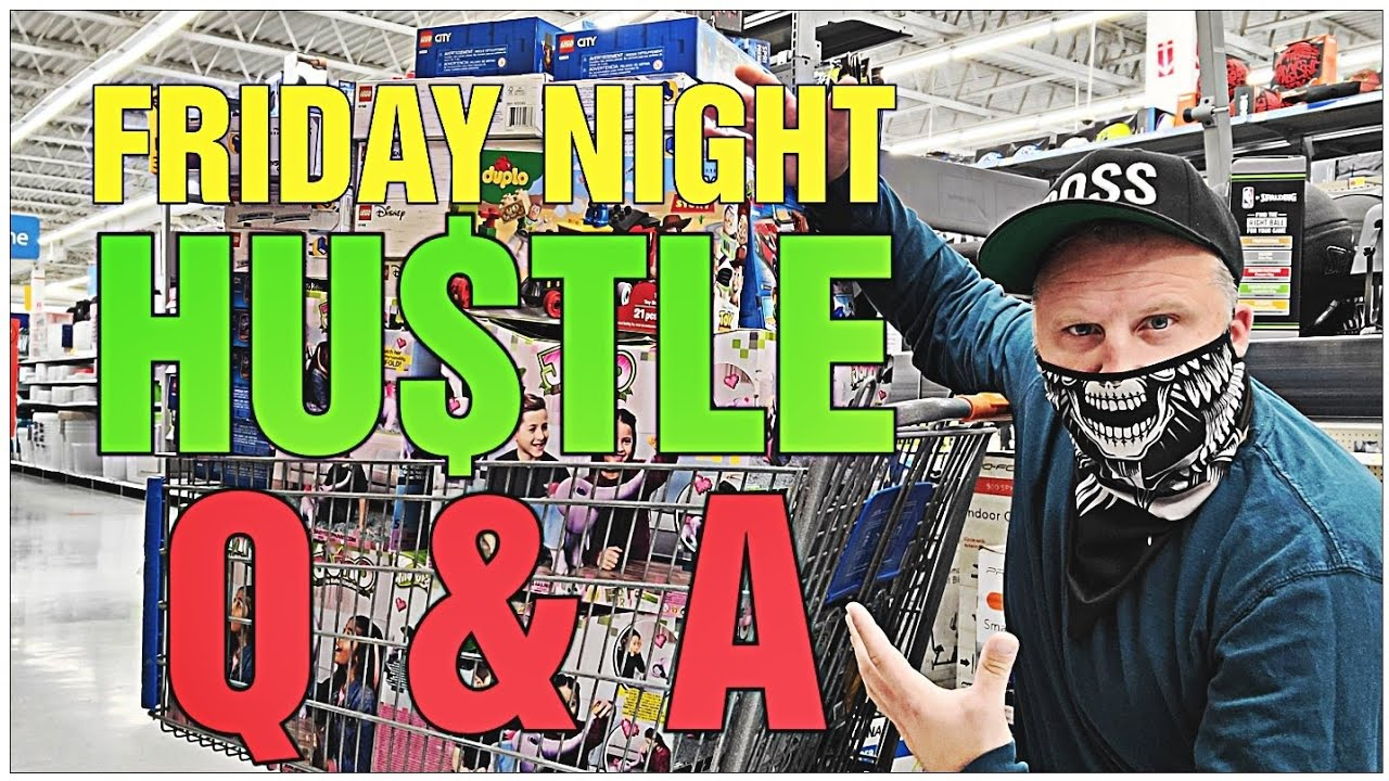 THE FRIDAY NIGHT HUSTKEHOLICS HANGOUT Q & A!