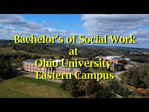 Ohio University Eastern Campus - Bachelor's of Social Work