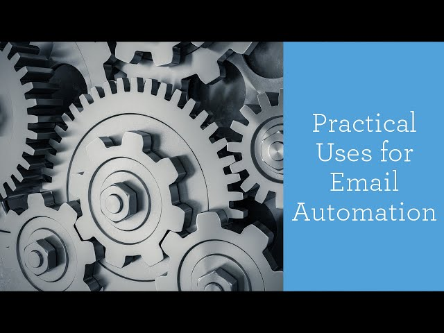 Practical Uses for Email Automation | Webinar | Constant Contact