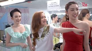 Khi Các Hot Girl Đi Chơi Gameshow Nhanh Như Chớp Là Bạn Cũ Của Nhau | VPaparazzi