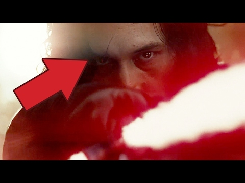Thumbnail: Star Wars: The Last Jedi - All the Secrets in the New Trailer!