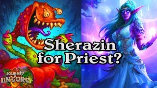 🍀🎲 Sherazin for Priest? ~ Journey to Un