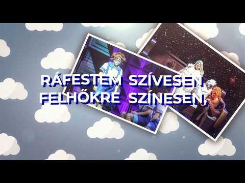 Radics Gigi & Varga Viktor - Felhőkre színesen Álomutazó Meseal