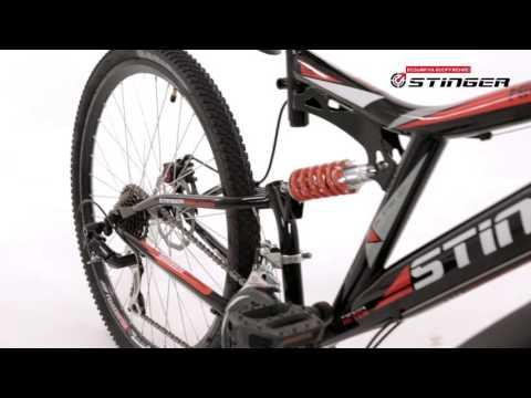 Велосипед Stinger Highlander 200 D 2016