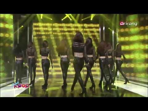 [HD 1080p] 131217 Nine Muses - Glue
