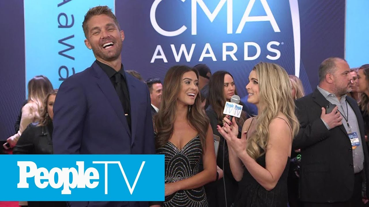Brett Young On What Was Going On His Head When His Wife Walked Down