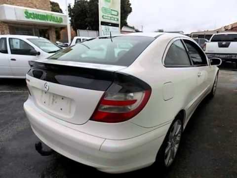 2005 mercedes benz c class c230 v6 auto for sale on auto for Mercedes benz c class sale